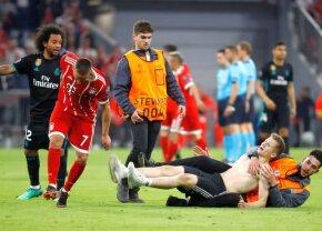 BAYERN MUNCHEN - REAL MADRID 1-2 // GALERIE FOTO Ce nu s-a văzut la TV » Momente incredibile la finalul meciului
