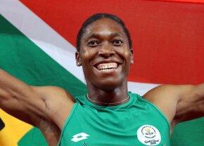 Decizie controversată » Atletele cu prea mult testosteron ar putea concura alături de bărbați!