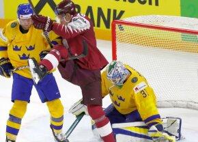Spectacol total pe gheața din Copenhaga » Sâmbătă se joacă semifinalele Campionatului Mondial de Hochei