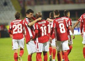 VIDEO Surpriză în echipa lui Dinamo » Motivul pentru care un jucător important nu e în lot