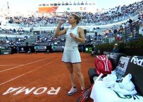 Maria Sharapova a recidivat! Strategia controversată adoptată înainte de setul decisiv cu Halep » Ce a făcut Simona