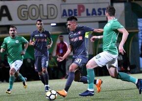 VIDEO Dinamo a făcut spectacol contra Chiajnei, 4-0 » Toate golurile au fost marcate în prima repriză