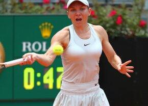 Simona Halep pierde categoric cu Elina Svitolina în finala de la Roma » Sleită de puteri după thriller-ul cu Sharapova