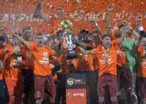 FOTO + VIDEO CENTENAR în Gruia! CFR Cluj este campioana 100 a Ligii 1, după 1-0 cu Viitorul! Al patrulea titlu din istoria clubului ardelean, care o egalează pe U Craiova
