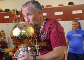 """EXCLUSIV Momentul neștiut! Ce s-a întâmplat înaintea meciului dintre CFR Cluj și Viitorul » Dan Petrescu: """"Am fost emoționat și am plâns"""""""