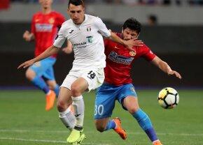 NOTE GSP » Fotbalistul criticat de Gigi Becali, cel mai slab de pe teren! Cine au fost cei mai buni steliști + ce note au primit noii campioni ai României
