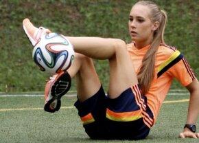 FOTO Pereche mixtă » Fostul iubit al Soranei Cîrstea a bifat o nouă cucerire: o fotbalistă de la Atletico Madrid!