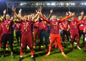 Care Dinamo, U Cluj sau Rapid? 5 performanțe senzaționale prin care CFR Cluj devine o superforță absolută în Liga 1