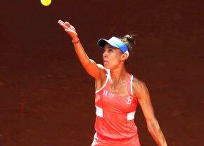 Mihaela Buzărnescu, în sferturi la turneul unde a fost refuzată Simona Halep