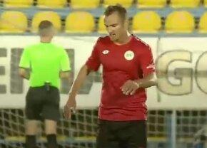 FOTO Reacție incredibilă în Liga 1! Echipa lui a marcat, dar jucătorul a început să gesticuleze și să înjure