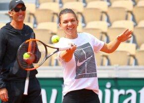 """SIMONA HALEP LA ROLAND GARROS. Interviu cu Simona Halep înainte de Roland Garros: """"E foarte complicat să fii numărul unu mondial"""""""