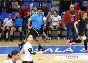 Caz uluitor în handbalul românesc » De un an nu mai avea dreptul să arbitreze, dar activa în prima ligă! Și-a falsificat copia de buletin