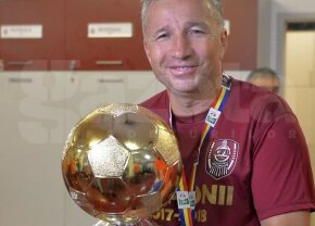 EXCLUSIV Mutări de ultimă oră la CFR » Dan Petrescu pleacă de la Cluj! E clar: cine vine în locul lui la campioană