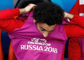 FOTO Alarmă în cantonamentul Egiptului! Salah, ajutat de colegi » Cum a fost surprins la antrenament