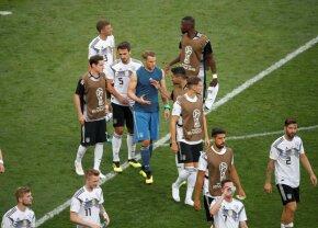 Au dat peste cap statistica! Mexicul, prima victorie în fața deținătoarei trofeului: Germania a întrerupt o serie fulminantă