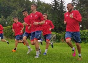 Corespondență GSP din Brașov » VIDEO + FOTO Măldărăşanu cere transferuri la Astra: