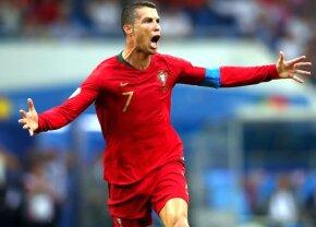 Ofertă COLOSALĂ pentru Cristiano Ronaldo! Devine cel mai scump jucător din istorie și i se promite un salariu amețitor