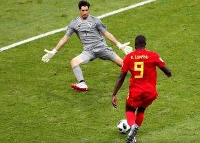 FOTO + VIDEO Belgia se dezlănțuie în repriza secundă și învinge fără emoții Panama, 3-0 » Penedo, sclipitor în primele 45 de minute