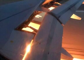 ULTIMĂ ORĂ La un pas de tragedie » Avionul unei echipe de la Mondial a luat foc în zbor! Prima reacție a Federației