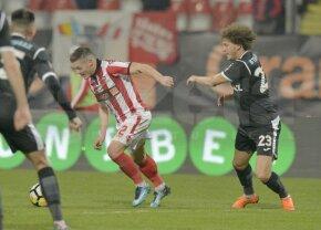 Dinamo, transfer de la o rivală din Liga 1 » Mutare neașteptată pregătită de