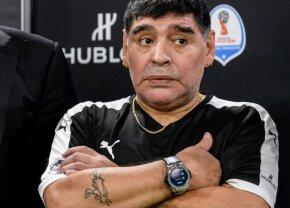 """Diego Maradona se implică în scandalul de la naționala Spaniei: """"Lopetegui s-a jucat cu iluziile unor oameni, nu poți face așa ceva"""""""