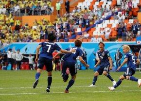 VIDEO + FOTO Tiki-taka Japonia » Samuraii se impun în fața Columbiei după un meci controlat da capo al fine