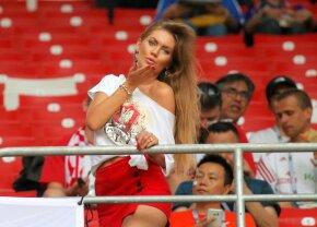 FOTO Fanele Poloniei au încins atmosfera la meciul cu Senegal! Printre ele sunt și iubitele fotbaliștilor