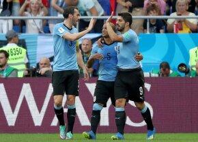 Uruguay s-a calificat în optimi, dar selecționerul e nemulțumit: