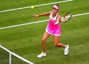 Mihaela Buzărnescu s-a calificat în sferturi la Birmingham » Se revede cu superjucătoarea pe care a eliminat-o de la Roland Garros!