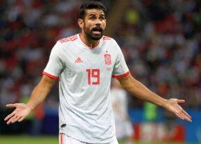 VIDEO Corespondență GSP din Rusia » Diego Costa a făcut scandal! S-a certat cu un jurnalist iranian:
