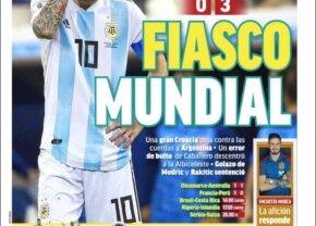 Ce scriu azi ziarele de sport din lume (22 iunie 2018)