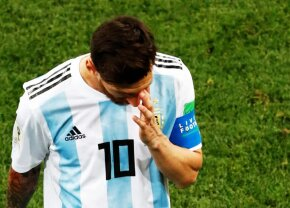 """Declarații dure la adresa lui Messi din partea unui campion mondial și european: """"Ar trebui să-i fie rușine! Argentina e de rahat"""""""