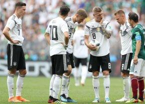Decizia controversată luată de Joachim Low » Și-a trimis omul-cheie pe bancă după 26 de meciuri consecutive ca titular