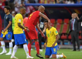 FOTO REVOLTĂTOR! Urinează pe Neymar » Derapaj al primarului din Bruxelles după șocul cu Brazilia + cele mai tari glume la adresa atacantului