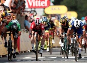 Irezistibilul Fernando Gaviria! A doua victorie în Turul Franței, unii favoriți pierd timp din cauza unei căzături