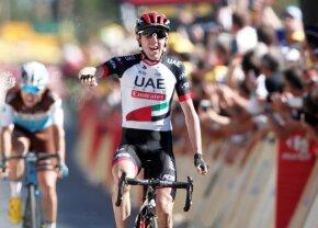 Nicio zi fără victime! Dan Martin câștigă un sprint senzațional în ascensiune, doi mari favoriți pierd timp în Turul Franței!