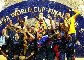 VIDEO+FOTO Liberté, égalité, Mbappé! După 20 de ani » Les bleus câștigă al doilea Mondial din istorie, 4-2 cu Croația