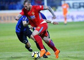 """Surpriză! Denis Alibec, ofertat de o echipă în Liga 1: """"Am vorbit de 5-6 ori! FCSB și-a bătut joc de el"""""""