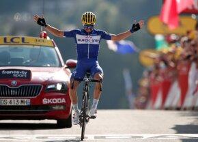 Sky sufocă tot! În prima etapă din Alpi, Froome a controlat ostilitățile, iar Julian Alaphilippe a obținut o supervictorie