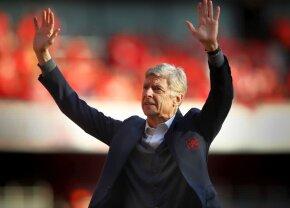 Emoționant! Regretul lui Wenger după 22 de ani la Arsenal:
