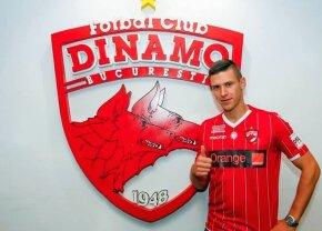 """Prima reacție oficială a lui Dinamo despre ultimul transfer! """"Ne-a furat o Cupă"""" :)"""