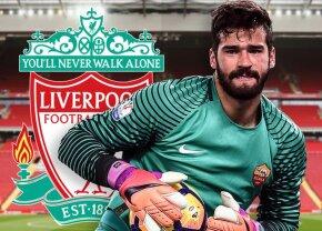Primele dezvăluiri ale portarului pe care Liverpool a cheltuit o avere: