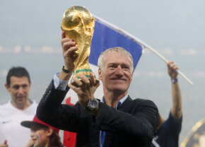 Selecționerul Franței e convins după ce a câștigat titlul mondial: