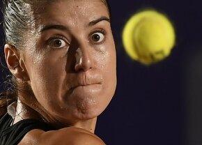 BRD Bucharest Open 2018 // FOTO » Mihaela Buzărnescu merge în semfinale » Sorana Cîrstea, eliminată în