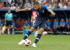 """Mbappé a jucat contra Belgiei cu o puternică durere la spate » Avea 3 vertebre blocate: """"Era ca paralizat"""""""