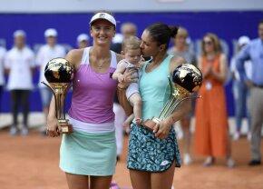 BRD Bucharest Open 2018 // VIDEO+FOTO Campioanele sunt ale noastre! Irina Begu și Andreea Mitu au câștigat finala de dublu » Andreea a plâns și a sărbătorit alături de fiul ei