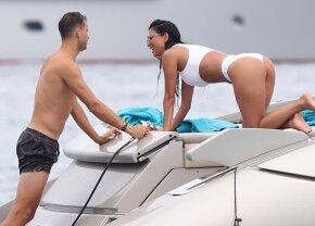 VIDEO + FOTO Imagini incendiare cu Dimitrov și Nicole Scherzinger » Ce au făcut cei doi pe yacht în Saint Tropez