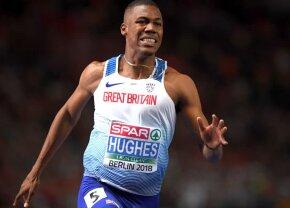 Atletul Zharnel Hughes, de la împușcături în Jamaica și zboruri în calitate de pilot, la campion european la 100 de metri! Povestea incredibilă a protejatului lui Usain Bolt