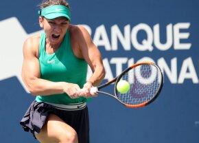 WTA CINCINNATI. Simona Halep și-a aflat adversara din turul II de la Cincinnati » Jucătoarea a eliminat-o pe Irina Begu
