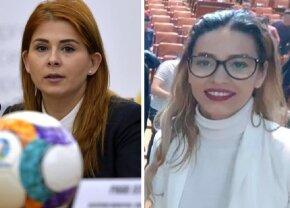 DOCUMENT EXCLUSIV. Ministrul sportului, Ioana Bran, a angajat-o de două ori la rând pe prietena sa, șefa de cabinet, ca să-i poată mări salariul în pline proteste ale oamenilor din sport!